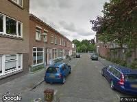 112 melding Brandweer naar Curaçaostraat in Utrecht