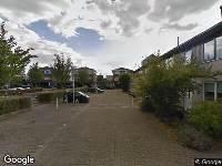 112 melding Ambulance naar Saksengaarde in Alphen aan den Rijn
