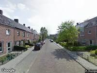 Ambulance naar Adriaen Brouwerstraat in Helmond
