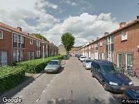 112 melding Ambulance naar Schalk Burgerstraat in Tilburg