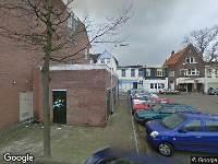 112 melding Ambulance naar Park de Horion in Tilburg