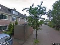 Ambulance naar Kwikstaartlaan in Alkmaar