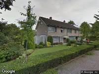 112 melding Ambulance naar Rembrandt van Rijnlaan in Berkel-Enschot