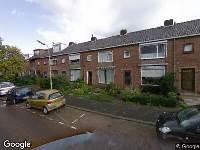 112 melding Ambulance naar Van Weerden Poelmanstraat in Zwijndrecht