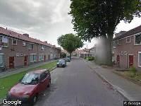 112 melding Ambulance naar Ohmstraat in Tilburg