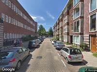 112 melding Ambulance naar Cornelis Dirkszstraat in Amsterdam