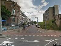 Ambulance naar Sonsbeeksingel in Arnhem