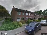 112 melding Ambulance naar Willem Schippersweg in Zwijndrecht