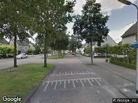 112 melding Politie naar Krabbendamstraat in Tilburg vanwege letsel