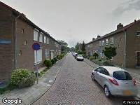 Ambulance naar J.W. Frisostraat in Middelharnis