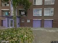 112 melding Ambulance naar P. den Oudenstraat in Boskoop
