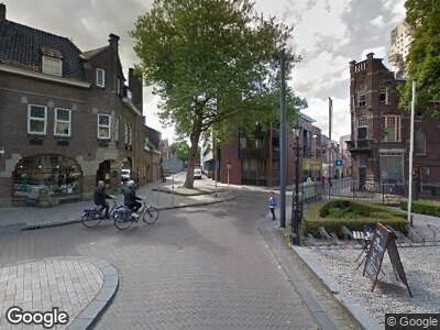 Ambulance naar Fabriekstraat in Tilburg