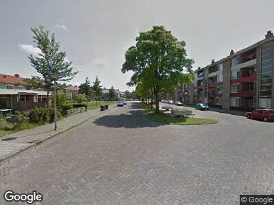 Ambulance naar Zeeloodsenlaan in Den Helder