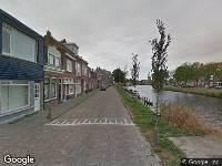 112 melding Ambulance naar Kerkgracht in Den Helder