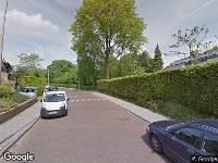 Ambulance naar Van Goyenstraat in Arnhem