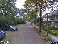 112 melding Ambulance naar Anton van Duinkerkenlaan in Berkel-Enschot