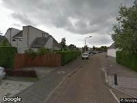 112 melding Ambulance naar Bazuinstraat in Zwijndrecht