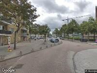 Ambulance naar Jacob van Arteveldestraat in Amsterdam