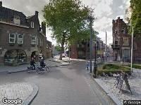 112 melding Ambulance naar Fabriekstraat in Tilburg