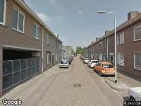 112 melding Ambulance naar Pastoor van Beurdenstraat in Tilburg