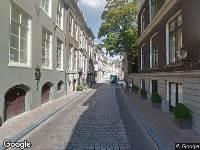 112 melding Ambulance naar Wijnstraat in Dordrecht