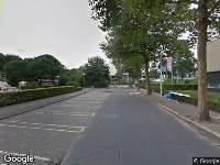 112 melding Brandweer naar Smijerslaan in Utrecht vanwege voertuigbrand