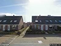Ambulance naar Prinses Beatrixstraat in Broek op Langedijk