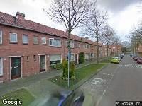 112 melding Ambulance naar Luitenant Looijmansstraat in Tilburg
