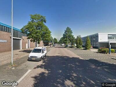 Brandweer naar Verrijn Stuartweg in Diemen vanwege verkeersongeval