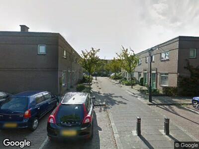 Ambulance naar Oude Voetboogstraat in 's-Hertogenbosch