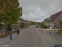 112 melding Ambulance naar Engelshof in Maurik