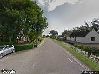 Brandweer naar Lopikerweg oost in Lopik vanwege verkeersongeval