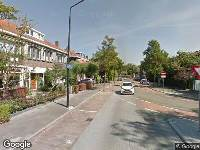 112 melding Ambulance naar Aert de Gelderstraat in Dordrecht