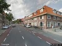 112 melding Brandweer naar Antonius Matthaeuslaan in Utrecht vanwege verkeersongeval