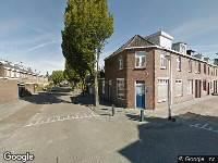 112 melding Ambulance naar Deken Botsstraat in Tilburg