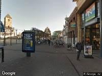 Ambulance naar Herenstraat in Naaldwijk