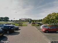 Ambulance naar Vliedbergstraat in Hellevoetsluis