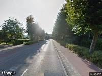 Ambulance naar Van Haerlemlaan in Castricum
