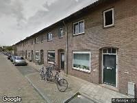 Politie naar Borneostraat in Zwolle vanwege aanrijding met letsel