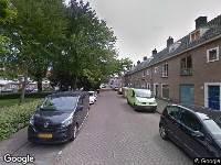 112 melding Ambulance naar Danie Theronstraat in Tilburg