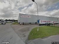112 melding Ambulance naar Marga Klompéweg in Tilburg