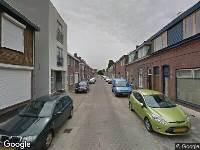 112 melding Ambulance naar Houtstraat in Tilburg