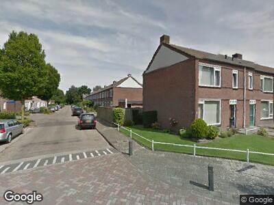 Ambulance naar Van Diemenstraat in Veghel