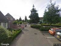 112 melding Ambulance naar Hegdambroek in Nijmegen