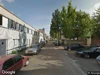 112 melding Ambulance naar Seringenhof in Tilburg
