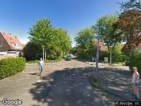 Ambulance naar Oudorperstraat in Amsterdam
