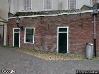 112 melding Ambulance naar Begijnhof in Amsterdam