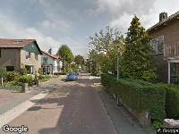 Ambulance naar Dr. Jacobilaan in Castricum