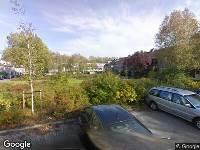 112 melding Ambulance naar Bartokhof in Alphen aan den Rijn