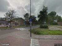 Ambulance naar Van Hellemondtstraat in Heerhugowaard